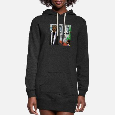 moving culture2 - Women's Hoodie Dress