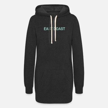East Frisia East Coast - Women's Hoodie Dress