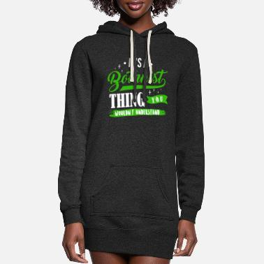 Phytology It's A Botanist Thing You Wouldn't Understand - Women's Hoodie Dress