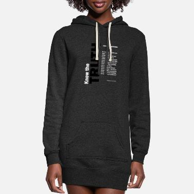 Tradition Human traditions - Women's Hoodie Dress