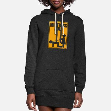 Mistress MISTRESS - Women's Hoodie Dress