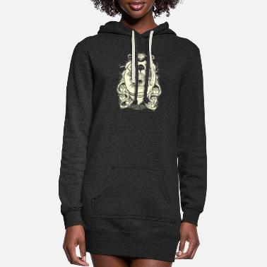 Farewell Farewell Alexisonfire - Women's Hoodie Dress