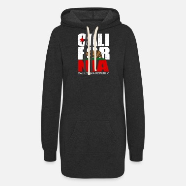 California Republic California Republic - Women's Hoodie Dress