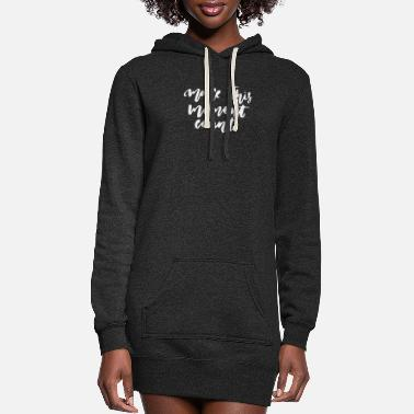 Count Royal Make this Moment Count - Women's Hoodie Dress