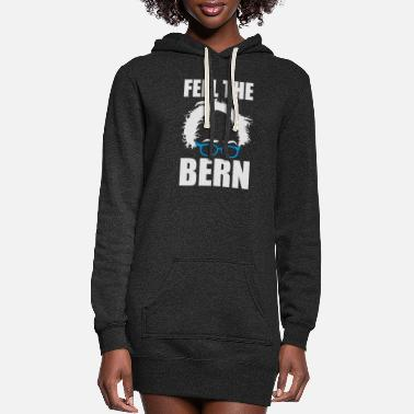Bern Feel The Bern - Women's Hoodie Dress