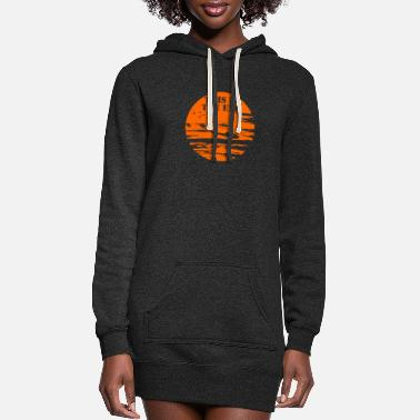 End This is the end - This is the end - this is the - Women's Hoodie Dress