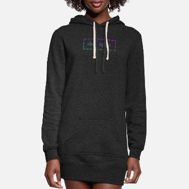 Love HTML - Women's Hoodie Dress