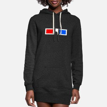3d 3D - Women's Hoodie Dress