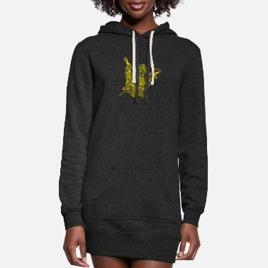 Crest the crest - Women's Hoodie Dress