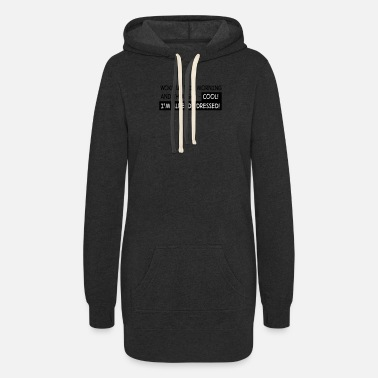 Morning morning - Women's Hoodie Dress