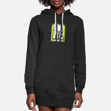 Hunger HE HUNGERS - Women's Hoodie Dress