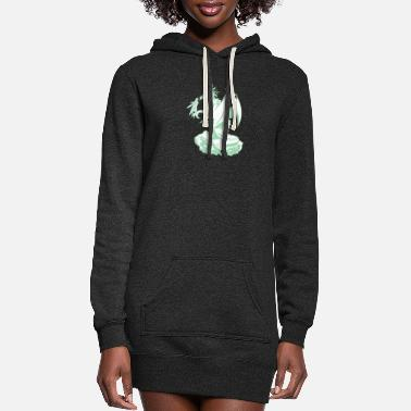 Flight Flight - Women's Hoodie Dress