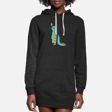 Monster monster - Women's Hoodie Dress