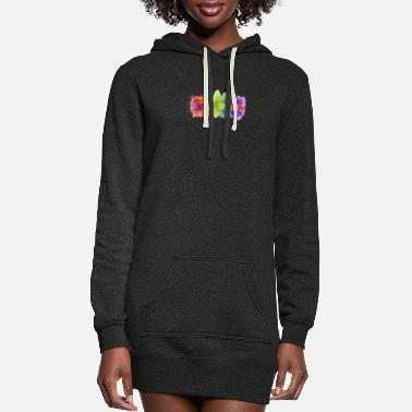 Revolution Revolution - Women's Hoodie Dress