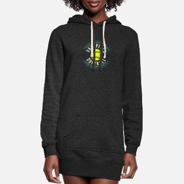 Softball Softball - Fastpitch Softball - Women's Hoodie Dress