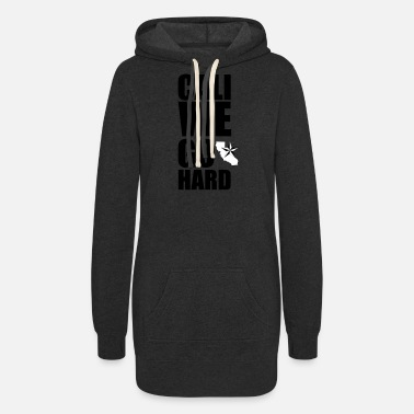 California Republic cali_we_go_hard - Women's Hoodie Dress
