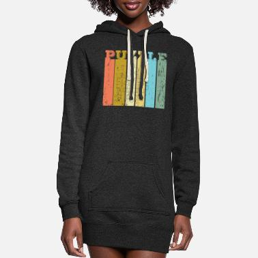 Puzzle Puzzle Puzzle - Women's Hoodie Dress