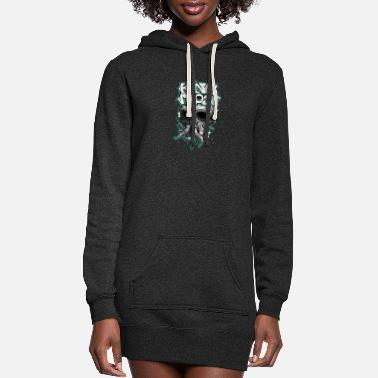 Frost King Frost - Women's Hoodie Dress