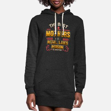 Ideal mother family mummy daughter mother's day - Women's Hoodie Dress
