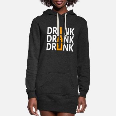 Belly Beer - Women's Hoodie Dress