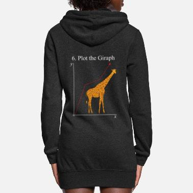 Quadrat Funny Math Teacher Shirt Math Geek Gift - Women's Hoodie Dress