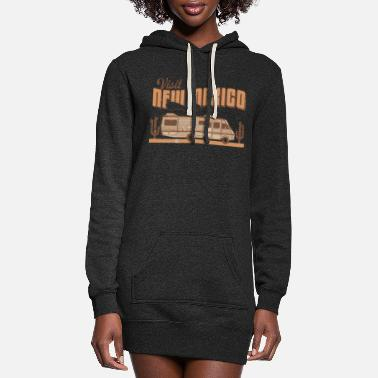 Gustavo Fring herman - Women's Hoodie Dress
