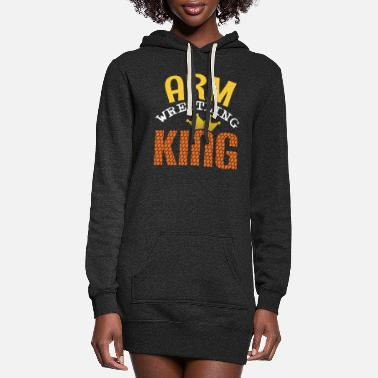 Armwrestling Armwrestling - Women's Hoodie Dress