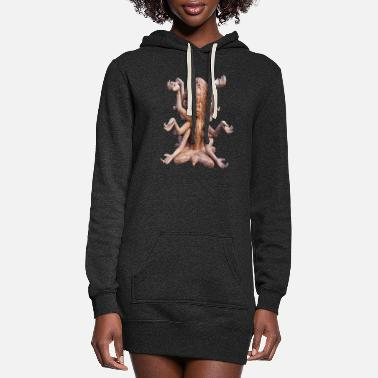 Shiva shiva - Women's Hoodie Dress