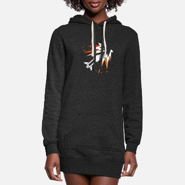 Rainbow Six Siege Ash Rainbow Six Siege - Women's Hoodie Dress