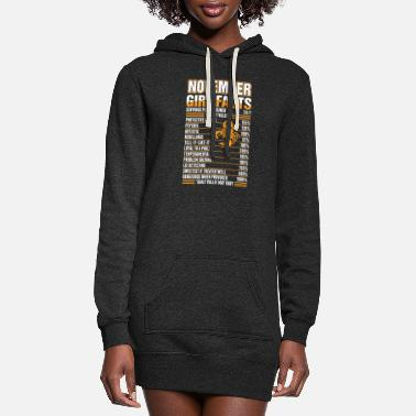 November Scorpio Facts November Girl Facts Scorpio - Women's Hoodie Dress