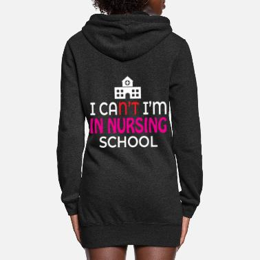 School Nursing School Nurse - Women's Hoodie Dress