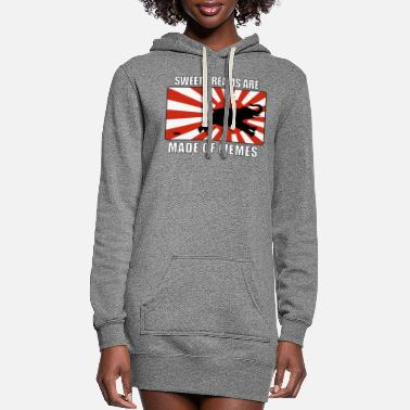Meme Memes - Women's Hoodie Dress