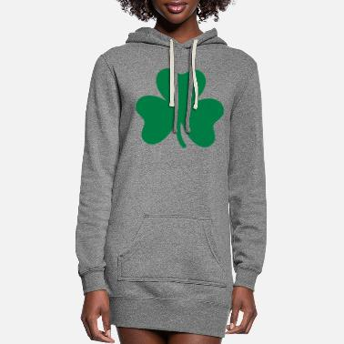 Shamrock Shamrock - Women's Hoodie Dress