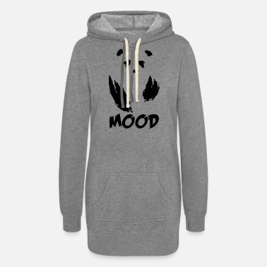Mood Mood - Women's Hoodie Dress