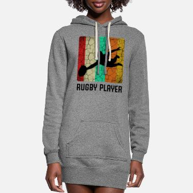 Rugby Rugby - Women's Hoodie Dress