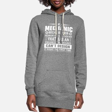 Tool Mechanic Tools mechanics gift - Women's Hoodie Dress