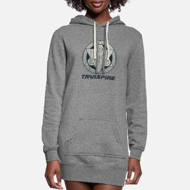 Sacred Geometry Sacred Geometry - Women's Hoodie Dress