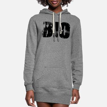 Bio Bio - Women's Hoodie Dress