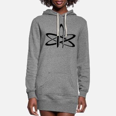 Atheism Atheism - Women's Hoodie Dress
