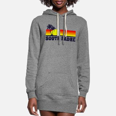 Texas South Padre - Women's Hoodie Dress