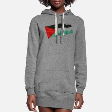 Bandera bandera palestina - Women's Hoodie Dress