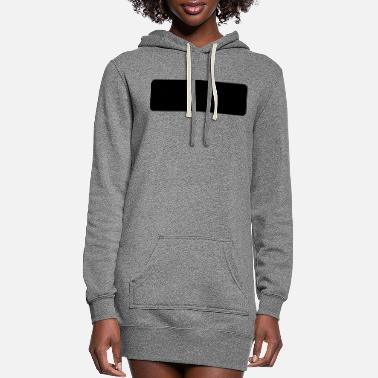 Rectangle rectangle - Women's Hoodie Dress
