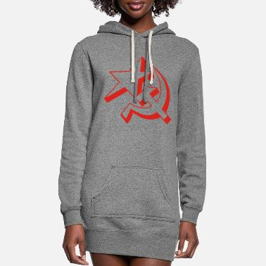 Community Communism - Women's Hoodie Dress