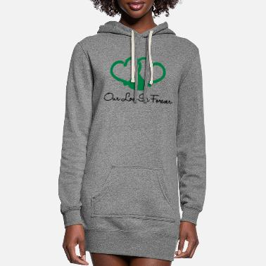 Prison Our Love Is Forever - Women's Hoodie Dress