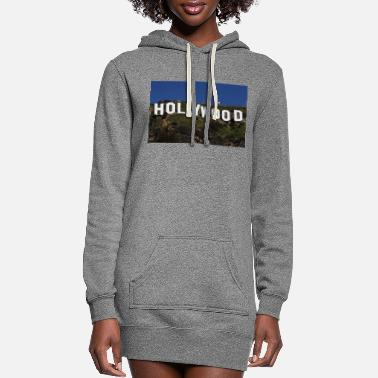 Hollywood Hollywood - Women's Hoodie Dress