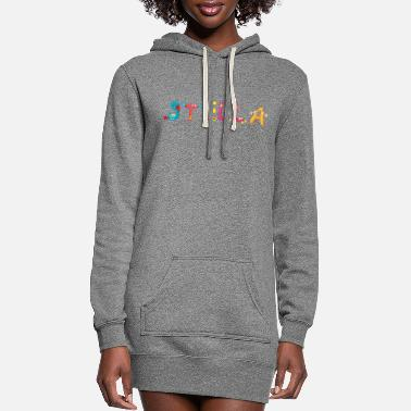Stella Stella - Women's Hoodie Dress