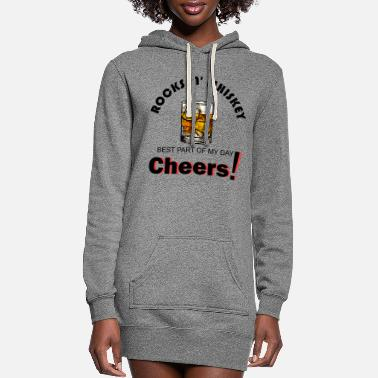 Whiskey whiskey - Women's Hoodie Dress