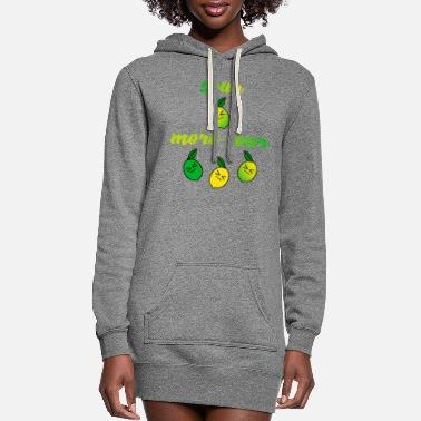 Sour sour more sour - Women's Hoodie Dress