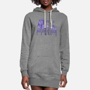 Holy Holy Redeemer Detroit High - Women's Hoodie Dress