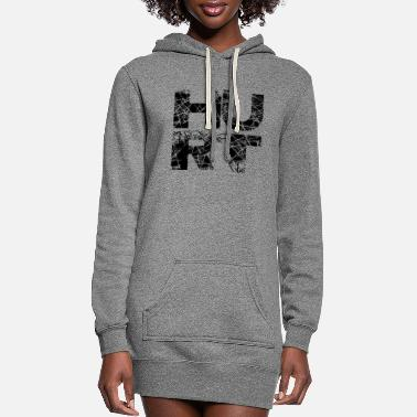 Hurt HURT - Women's Hoodie Dress